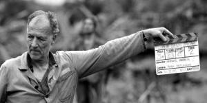 Werner Herzog por trás das câmeras