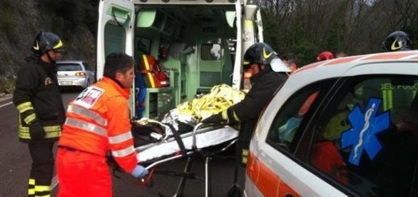 Calabria: 4 ragazzi feriti in un sinistro (foto di repertorio)