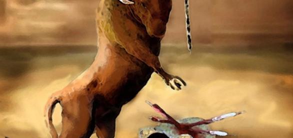 El movimiento animalista humaniza al animal, es decir que para defenderlo le atribuye cualidades de lo que desprecia: el ser humano