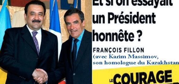 François Fillon s'affichait volontiers avec le président kazakh Nazarbayev ou son Premier ministre. Moins avec le sulfureux Patokh Chodiev...