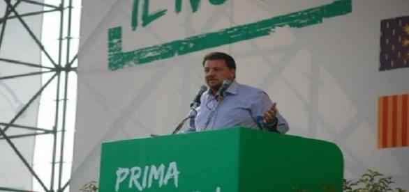 Gianni Fava, l'avversario di Salvini nelle Primarie della Lega Nord