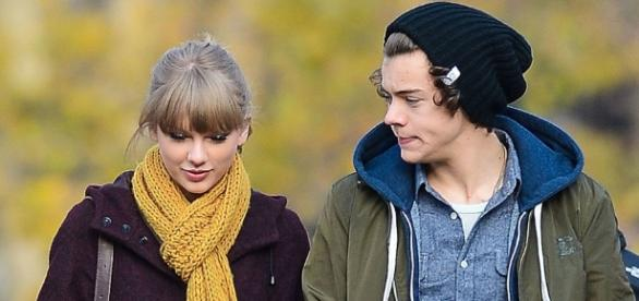 Harry Styles finally breaks his silence regarding his highly-publicized relationship with Taylor Swift. (via Blasting News library)