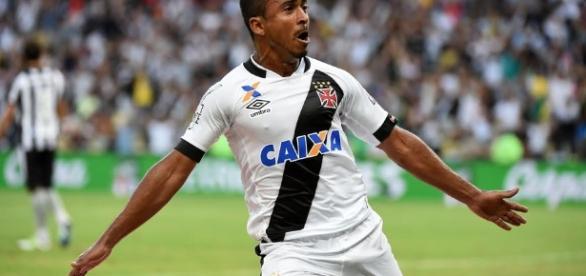 Jorge Henrique vestiu a camisa do Vasco até a última temporada