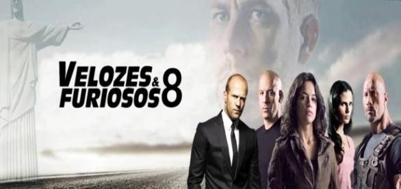 Velozes e Furiosos 8 estreou no último dia 13