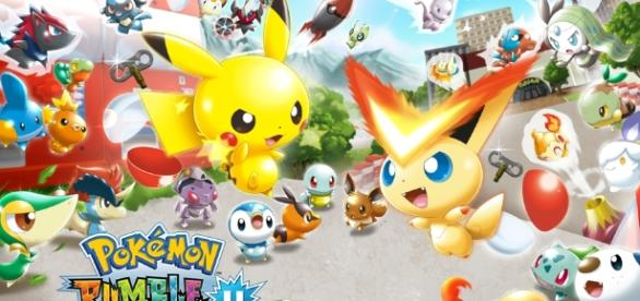 Videojuegos de Pokémon | WikiDex | Fandom powered by Wikia - wikia.com