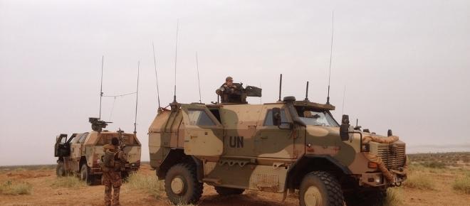 Bundeswehr in Mali - Hälfte der Fahrzeuge wegen Hitze nicht einsetzbar