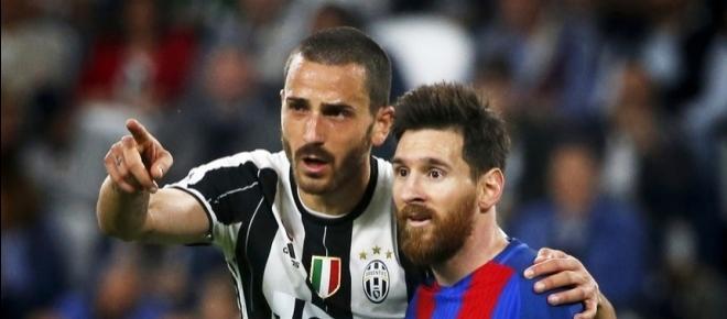 Barcelona, 0 - Juventus, 0: Os italianos seguem em frente na Champions League