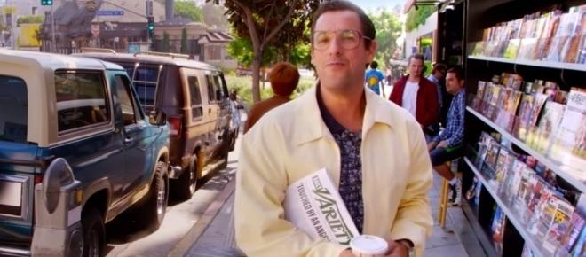 Netflix users have spent 'half a billion hours' watching Adam Sandler films