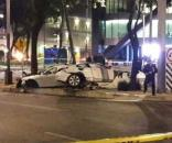 Confirman que conductor en accidente de Reforma será procesado por ... - com.mx