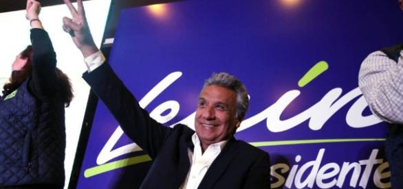 Lenín Moreno gana elecciones presidenciales en Ecuador