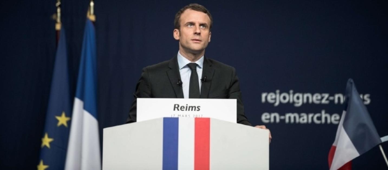 Emmanuel macron v ritable candidat des jeunes - Marc emmanuel tous pour un ...
