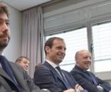 Juve, nervi tesi: Dybala e Zaza, inguaiano Allegri. - Notte Sport ... - nottesport.it