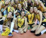 Volley femminile, Finale Four Champions League 2017 in diretta Tv - 22 e 23 aprile
