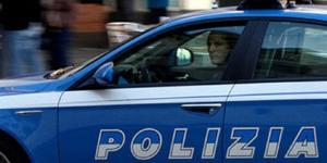 Autovettura della Polizia di Stato