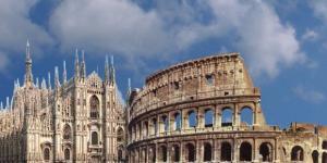 La provocazione di Acer: spostare la capitale da Roma a Milano - pontuali.com