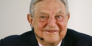 Einer der gefährlichsten Männer der Welt? George Soros. (Source URG Suisse: Blasting.News Archive)