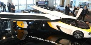 Il progetto dell'auto-volante creata da Aeromobil