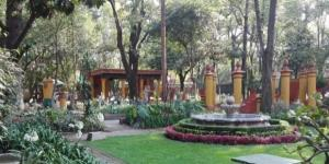 Jardín Sonoro Fonoteca Nacional