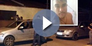Hemerson Fernandes gravou um vídeo abusando de sua cachorra de estimação