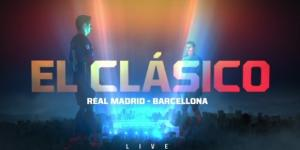 Real Madrid-Barcellona, El Clásico della Liga
