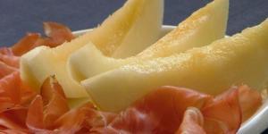 Ricetta - Speck e melone giallo