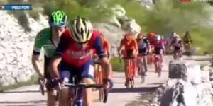 Vincenzo Nibali al Giro di Croazia