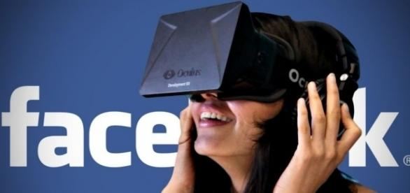 Facebook alla conquista del mondo della realtà virtuale ... - mediterraneinews.it