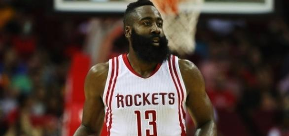 James Harden helped the Rockets get a 2-0 lead over OKC in their series. [Image via Blasting News image library/inquisitr.com]
