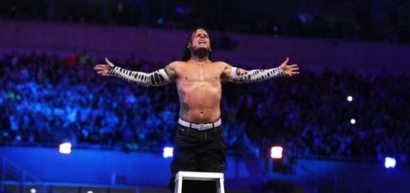 Jeff Hardy picked up his first ever WrestleMania win in Orlando ... - cagesideseats.com