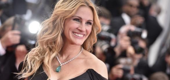 Julia Roberts incoronata da People come donna più bella del mondo per il 2017