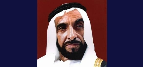 Postępowy, miłosierny emir - public domain.