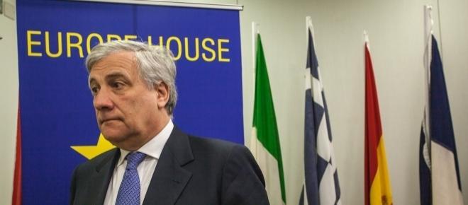 Londra, Tajani incontra May: Brexit è una separazione, non un divorzio