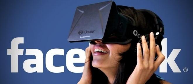 Facebook verso la realtà virtuale