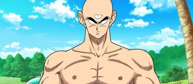 Ten Shin Han - el humano que ha transcendido - torneo de los 12 Universos