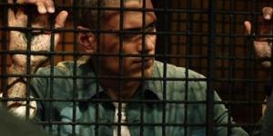 Michael Scofield em Ogygia   Prison Break