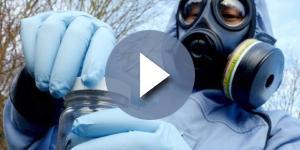 Científicos británicos analizaron muestras biomédicas de 10 vícitimas, que demostraron exposición a sarín (Foto - Flickr oficial OPAQ)