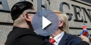 Kim Jong-un y Donald Trum no quieren ponerlo interesante