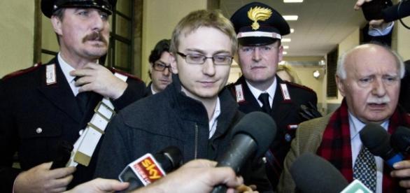 Alberto Stasi condivide cella con Alessandro Boettcher