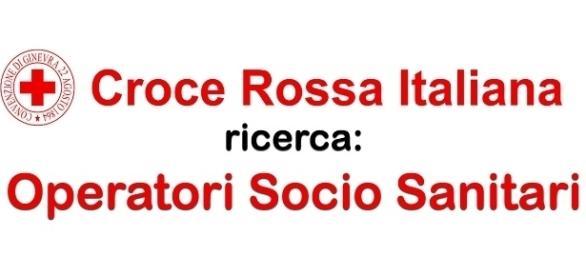Assunzioni Operatori Socio Sanitare presso la Croce Rossa Italiana