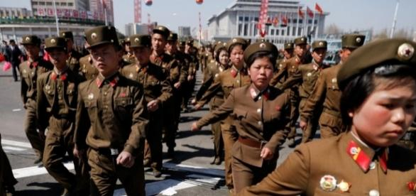 China warns against force as North Korea prepares ominous ... - aol.com