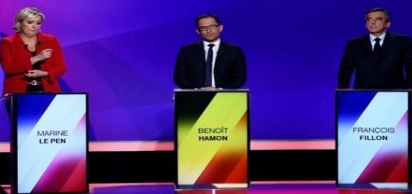 Comment ont réagit les candidats à la présidentielle suite à l'attentat des Champs-Elysées ?