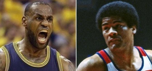 LeBron James passed Wes Unseld on playoff rebounding list - ... www.facebook.com/MJOAdmin