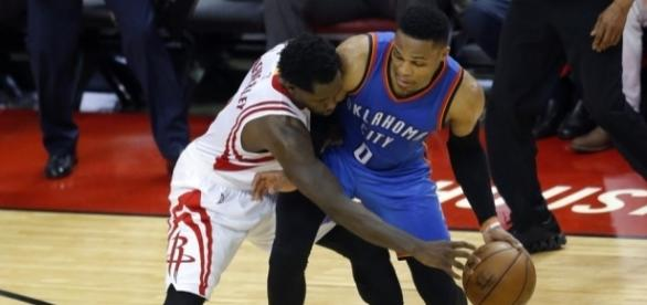 OKC can't close vs. Rockets in 115-111 Game 2 | News OK - newsok.com