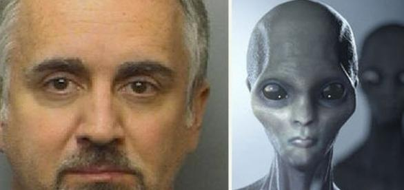 Uomo addotto dagli alieni |  ' mi hanno rapito e ferito'