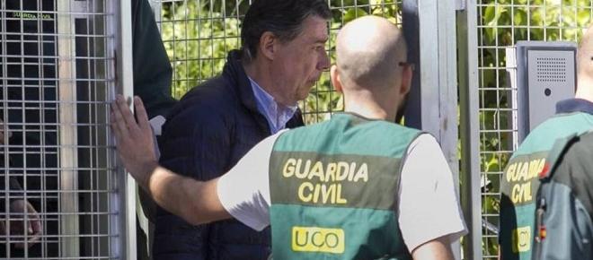 Se hace pública la condena de Ignacio González llenando de polémica las redes