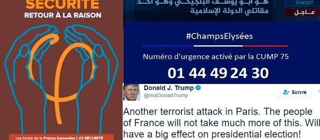 Présidentielle : un attentat qui n'a pas à être instrumentalisé