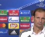 Monaco-Juventus in chiaro su Canale 5: Massimiliano Allegri