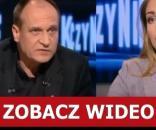 Paweł Kukiz zmasakrował Kingę Gajewską.