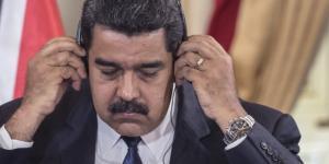 El presidente de Venezuela, Nicolas Maduro