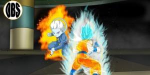 Goku se enfrenta a Daishinkan Sama